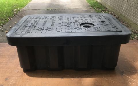 S.H. 1527 Meter Box